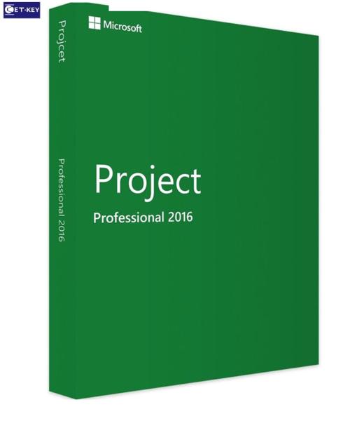 Microsoft Project Professional 2016 Product cheap key and legit