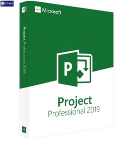 Legit Microsoft Project Professional 2019 Product Key