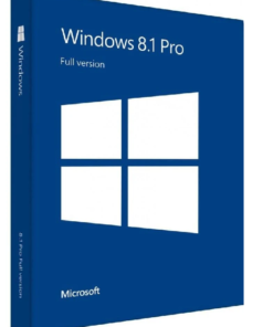 Microsoft Windows 8.1 PRO Professional 32/64 LICENSE KEY Download
