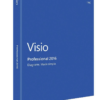 Microsoft Visio Professional 2016 Product Key legit and cheap