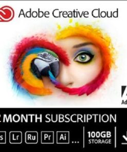 Best Offer for Adobe Creative Cloud All app 1 year subscription