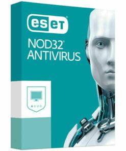 ESET NOD32 Antivirus 2020 - 1 PC, 1 Year (License Key - Download)