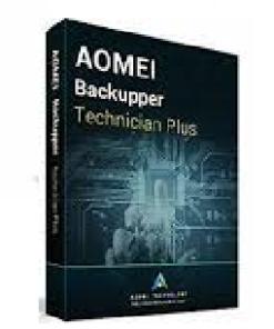 AOMEI Backupper Technician Plus v5.3