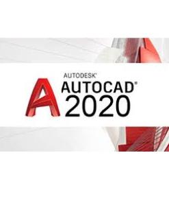 Autodesk AutoCad 2020 | 3 Year Academic License Windows / Mac